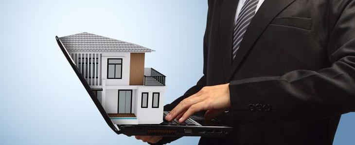 secteur de l'immobilier