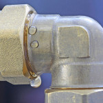 fuite d'eau colorant traceur