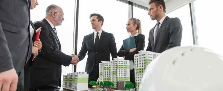 adresser à un conseiller en immobilier